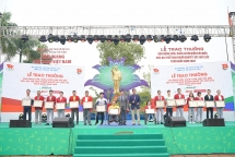 herbalife viet nam dong hanh to chuc ngay chay olympic vi suc khoe toan dan