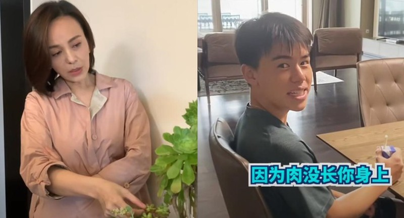 ac nu tan dong song ly biet mot minh nuoi con