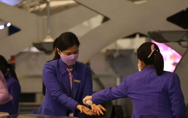 thai airways chinh thuc de don xin pha san