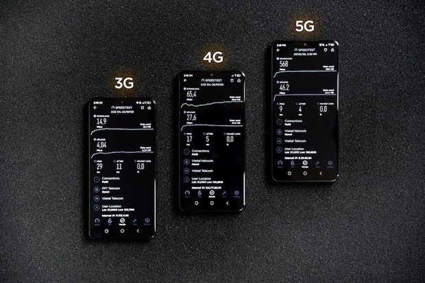 cong dong quoc te hao hung voi dien thoai 5g make in vietnam