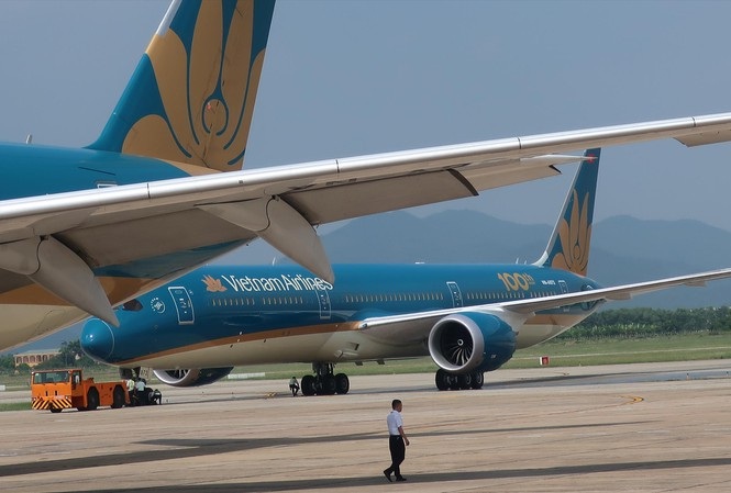 dai hoi co dong vietnam airlines 2020 lo chua tung co kien nghi ho tro 12000 ty dong