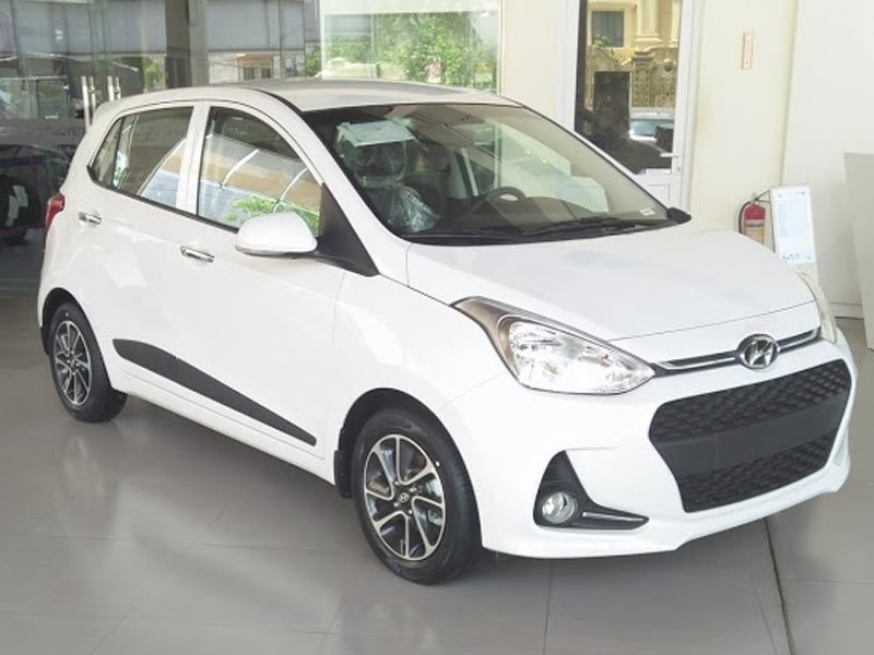 o to hang a thang 9 vinfast fadil danh bai hyundai grand i10