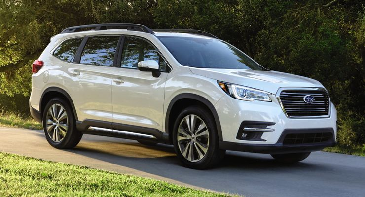 10 chiec suv an toan nhat 2021