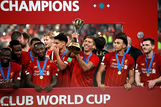 liverpool mo tiec an mung chuc vo dich fifa club world 2019