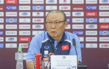 ong park muon dau world cup vff chieu het co