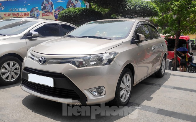 top 10 oto ban chay nhat thang 10 toyota vios that the
